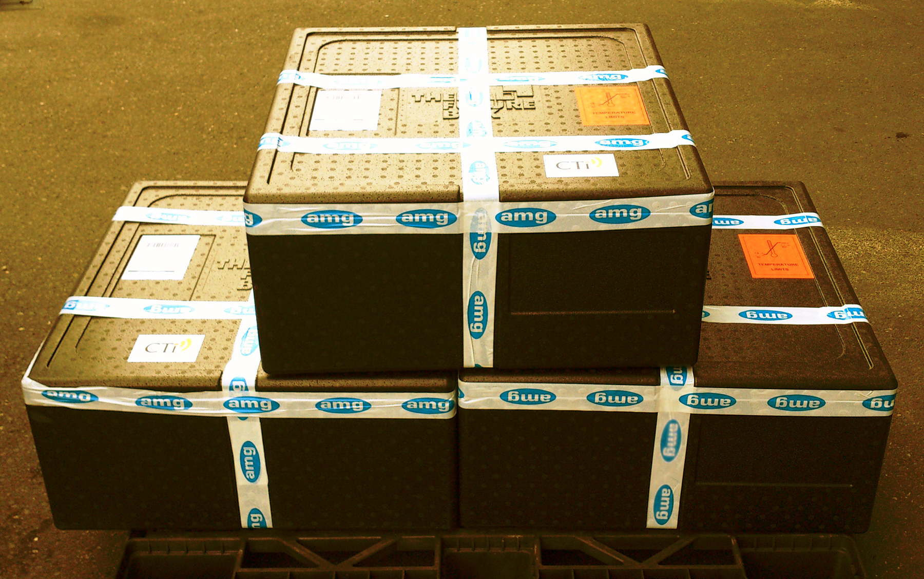 Control Towers-Packing Thermo Box CTI